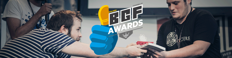 BGF Awards by 3IS