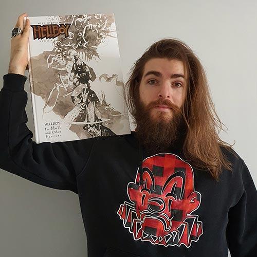 invites-bordeaux-geekfest-Le commis des comics