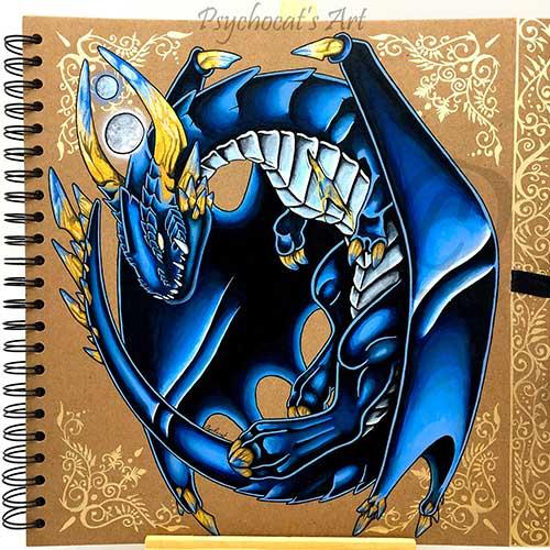 invites-bordeaux-geekfest-Psycocat art